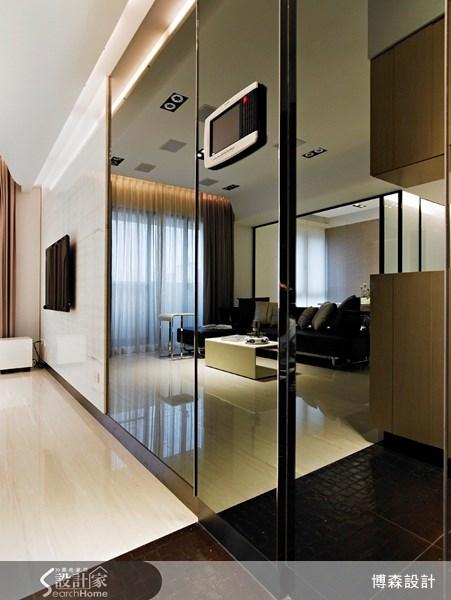 28坪新成屋(5年以下)_現代風案例圖片_博森設計工程_博森_11之3