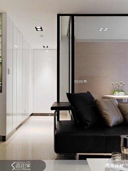 28坪新成屋(5年以下)_現代風案例圖片_博森設計工程_博森_11之16