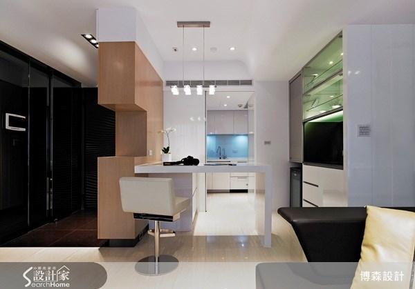 28坪新成屋(5年以下)_現代風案例圖片_博森設計工程_博森_11之6