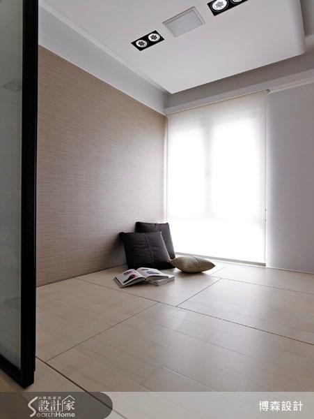 28坪新成屋(5年以下)_現代風案例圖片_博森設計工程_博森_11之13
