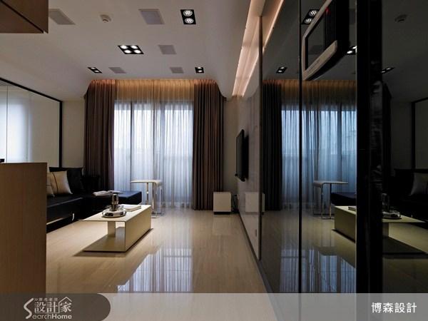 28坪新成屋(5年以下)_現代風案例圖片_博森設計工程_博森_11之1