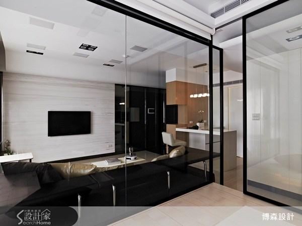 28坪新成屋(5年以下)_現代風案例圖片_博森設計工程_博森_11之15