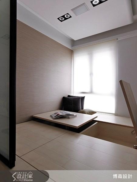 28坪新成屋(5年以下)_現代風案例圖片_博森設計工程_博森_11之14