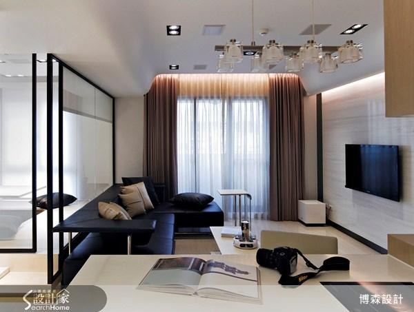 28坪新成屋(5年以下)_現代風案例圖片_博森設計工程_博森_11之9