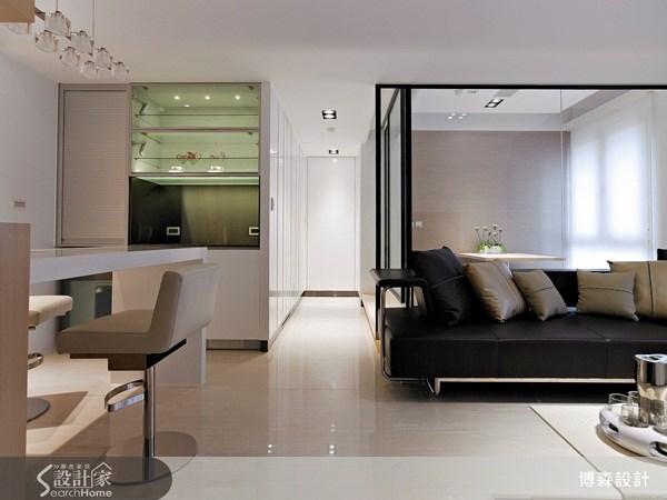 28坪新成屋(5年以下)_現代風案例圖片_博森設計工程_博森_11之11