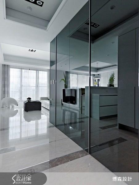 40坪新成屋(5年以下)_現代風案例圖片_博森設計工程_博森_14之2
