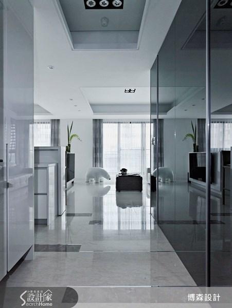 40坪新成屋(5年以下)_現代風案例圖片_博森設計工程_博森_14之3
