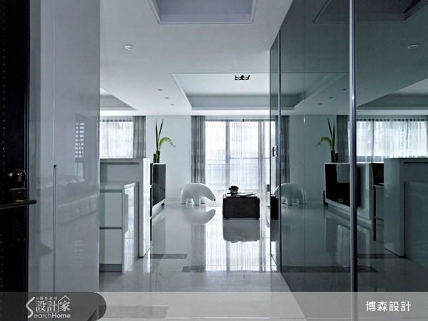 40坪新成屋(5年以下)_現代風案例圖片_博森設計工程_博森_14之1