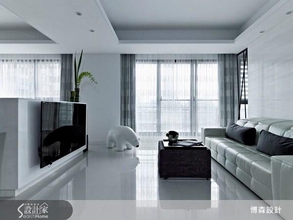 40坪新成屋(5年以下)_現代風案例圖片_博森設計工程_博森_14之4