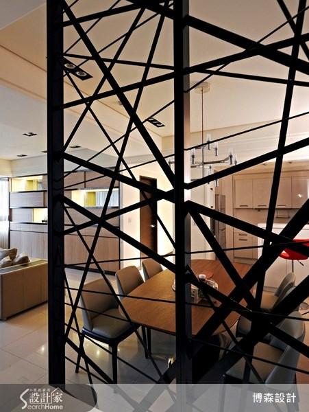 75坪新成屋(5年以下)_現代風案例圖片_博森設計工程_博森_16之2