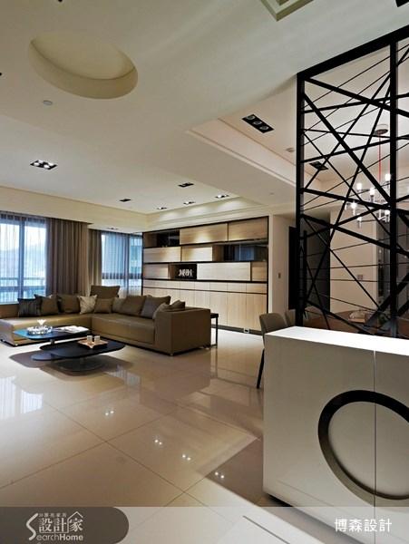 75坪新成屋(5年以下)_現代風案例圖片_博森設計工程_博森_16之5