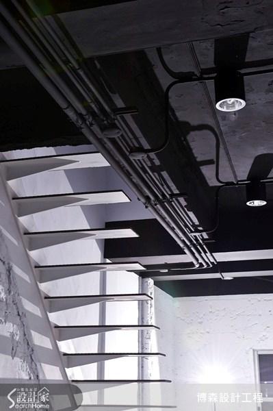 37坪老屋(16~30年)_工業風案例圖片_博森設計工程_博森_19之5