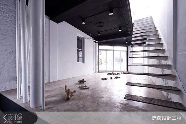 37坪老屋(16~30年)_工業風案例圖片_博森設計工程_博森_19之3