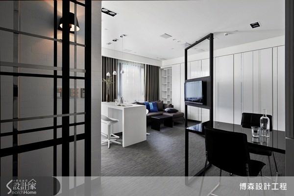 15坪新成屋(5年以下)_簡約風案例圖片_博森設計工程_博森_21之1