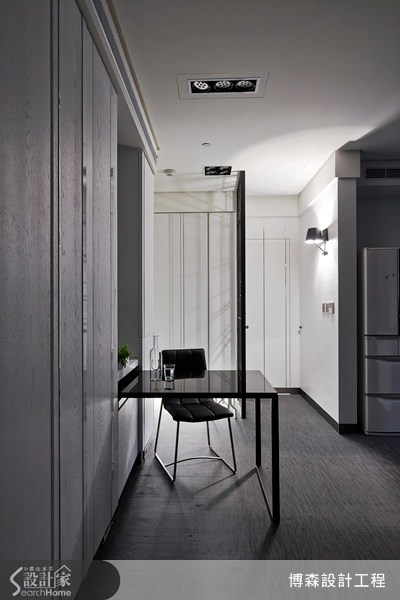 15坪新成屋(5年以下)_簡約風案例圖片_博森設計工程_博森_21之3