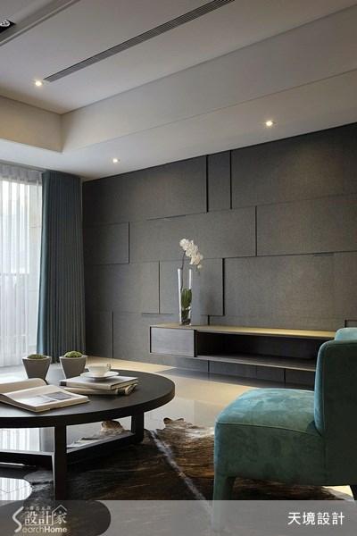 60坪新成屋(5年以下)_奢華風客廳案例圖片_天境空間設計_天境_27之5
