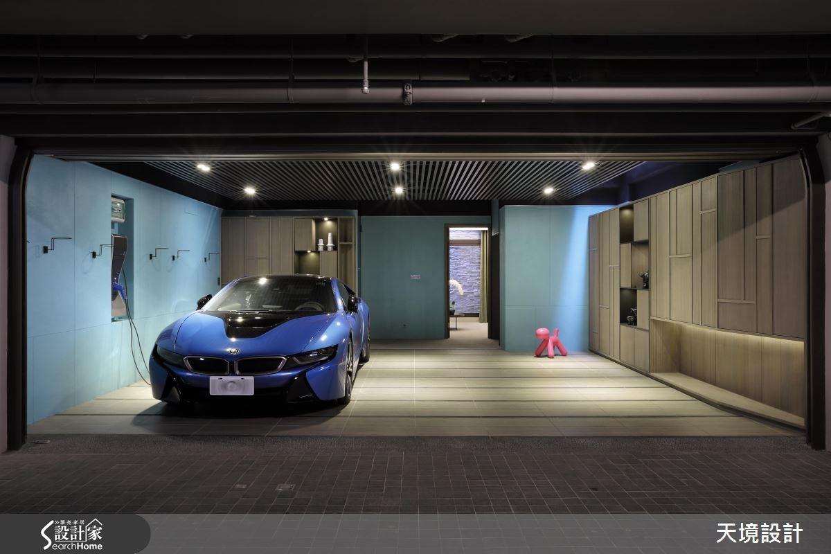 118坪新成屋(5年以下)_混搭風案例圖片_天境空間設計_天境_33之1