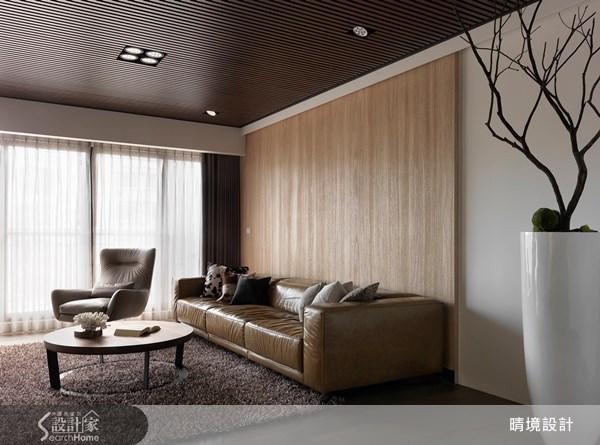 35坪新成屋(5年以下)_現代風案例圖片_晴境設計_晴境設計_16之3