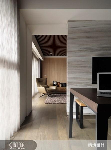 35坪新成屋(5年以下)_現代風案例圖片_晴境設計_晴境設計_16之2