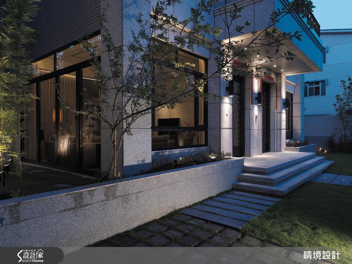 100坪新成屋(5年以下)_現代風案例圖片_晴境設計_晴境設計_01之4