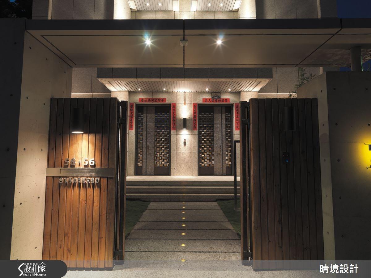 100坪新成屋(5年以下)_現代風案例圖片_晴境設計_晴境設計_01之5