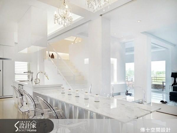 _混搭風餐廳案例圖片_傳十空間設計_傳十空間設計事務所/李文心‧許天貴之2