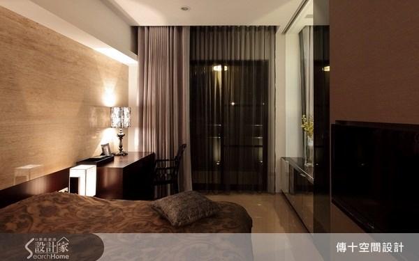 25坪新成屋(5年以下)_奢華風臥室案例圖片_傳十空間設計_傳十_06之10