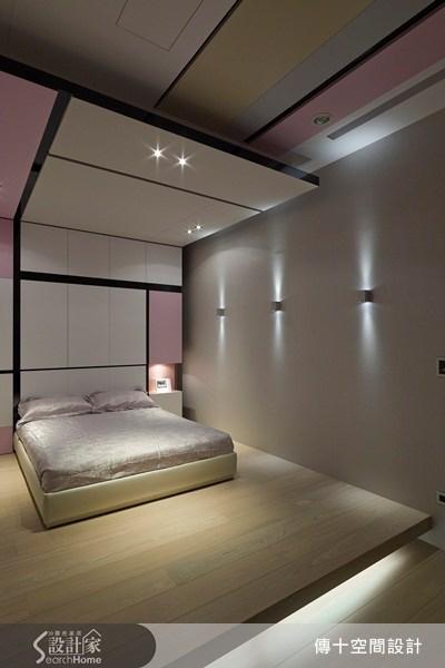 30坪新成屋(5年以下)_休閒風臥室案例圖片_傳十空間設計_傳十_07之8