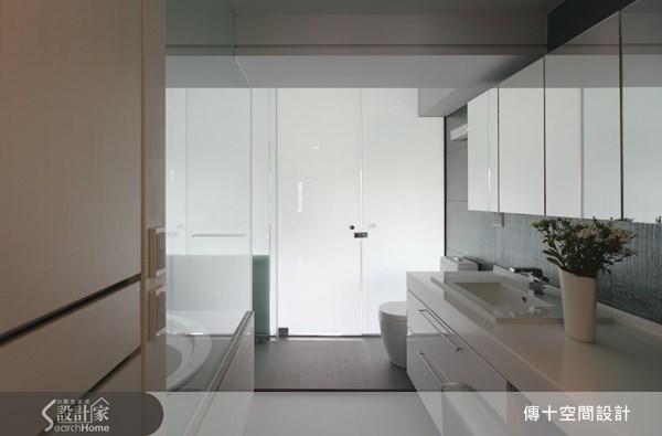 42坪新成屋(5年以下)_簡約風浴室案例圖片_傳十空間設計_傳十_08之8