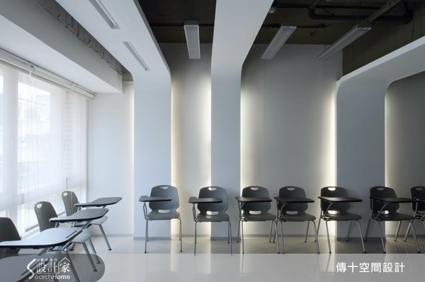 300坪新成屋(5年以下)_現代風商業空間案例圖片_傳十空間設計_傳十_09之5
