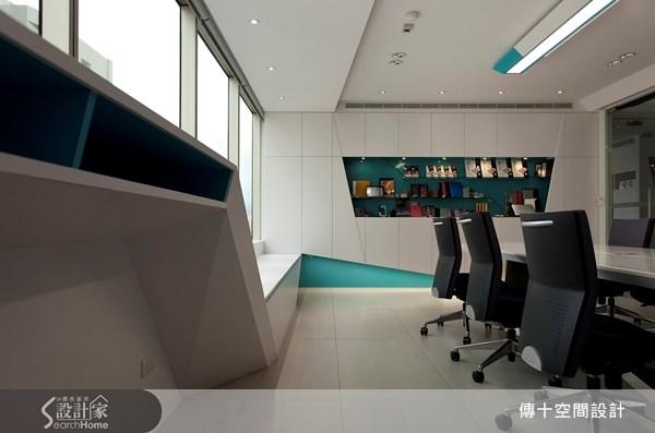 70坪老屋(16~30年)_現代風商業空間案例圖片_傳十空間設計_傳十_11之3