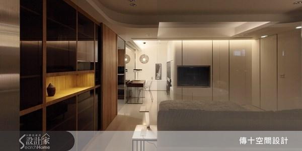 30坪中古屋(5~15年)_休閒風臥室案例圖片_傳十空間設計_傳十_12之8