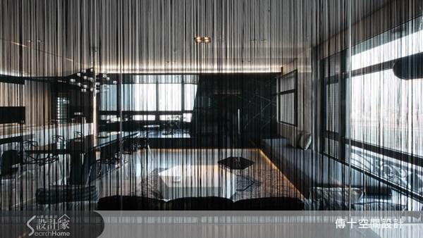 70坪新成屋(5年以下)_現代風客廳案例圖片_傳十空間設計_傳十_13之1