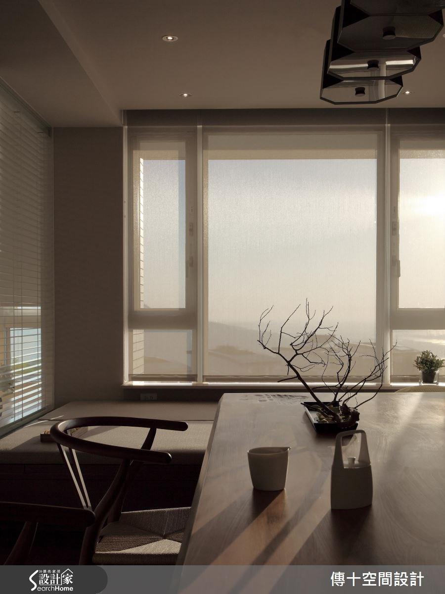 40坪新成屋(5年以下)_休閒風案例圖片_傳十空間設計_傳十_15之7
