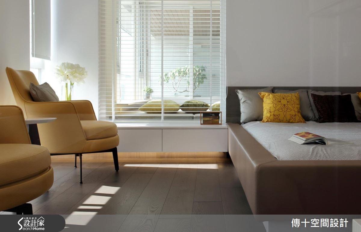 40坪新成屋(5年以下)_休閒風案例圖片_傳十空間設計_傳十_15之10