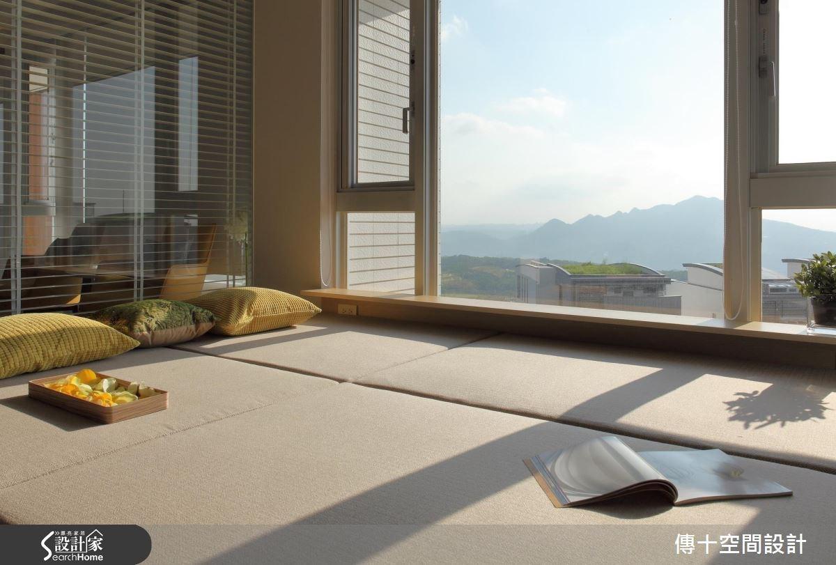 40坪新成屋(5年以下)_休閒風案例圖片_傳十空間設計_傳十_15之11