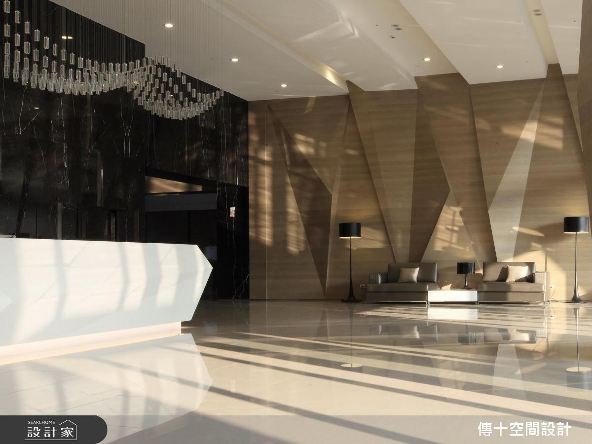 300坪新成屋(5年以下)_混搭風商業空間案例圖片_傳十空間設計_傳十_17之2