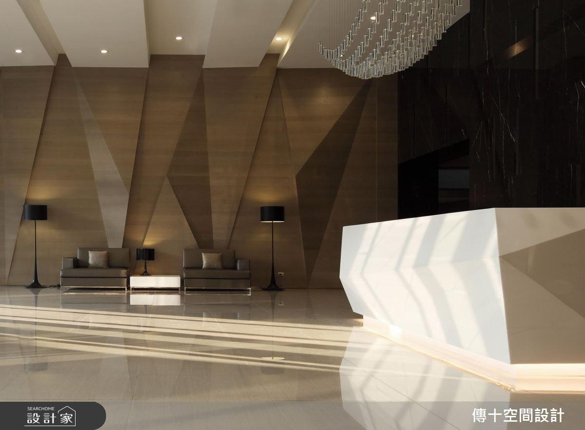 300坪新成屋(5年以下)_混搭風商業空間案例圖片_傳十空間設計_傳十_17之3