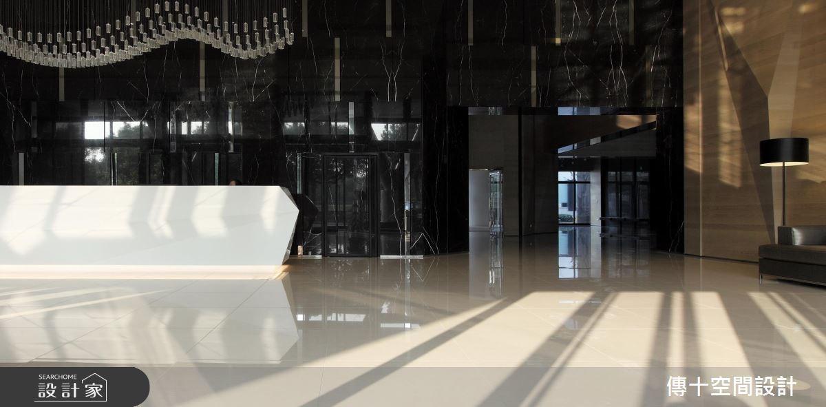 300坪新成屋(5年以下)_混搭風商業空間案例圖片_傳十空間設計_傳十_17之4