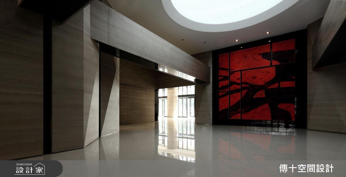 300坪新成屋(5年以下)_混搭風商業空間案例圖片_傳十空間設計_傳十_17之5