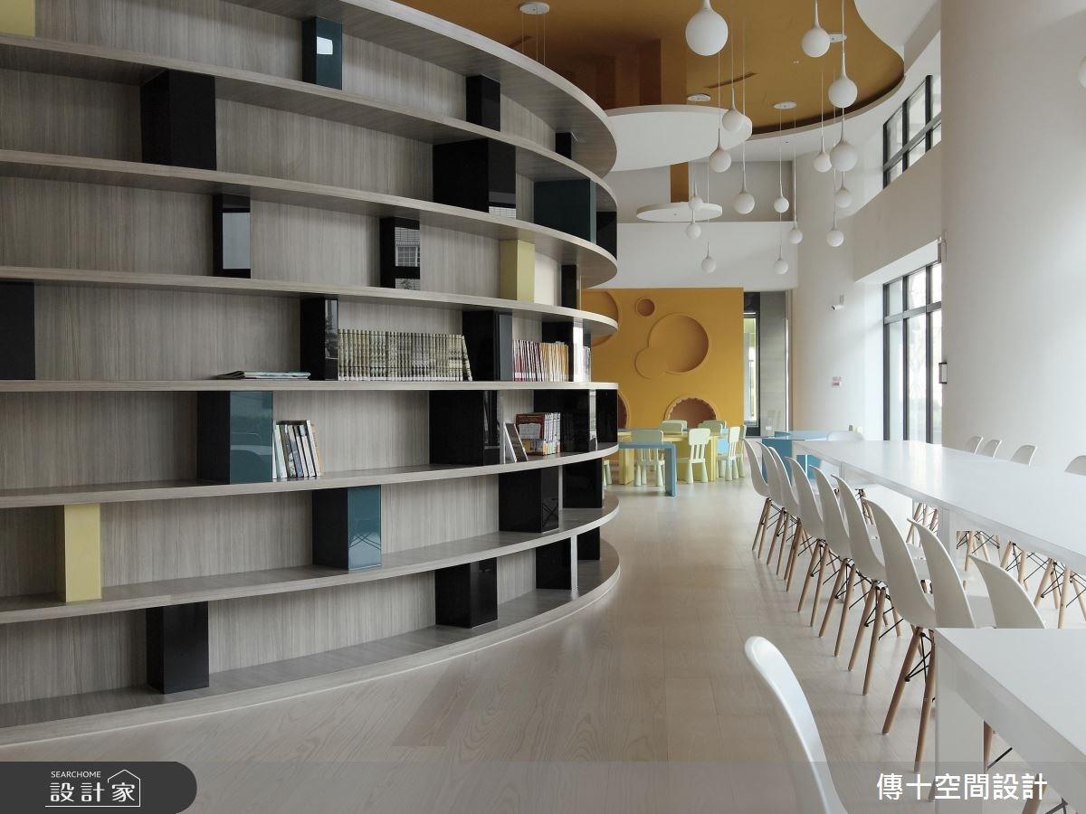 300坪新成屋(5年以下)_混搭風商業空間案例圖片_傳十空間設計_傳十_17之6