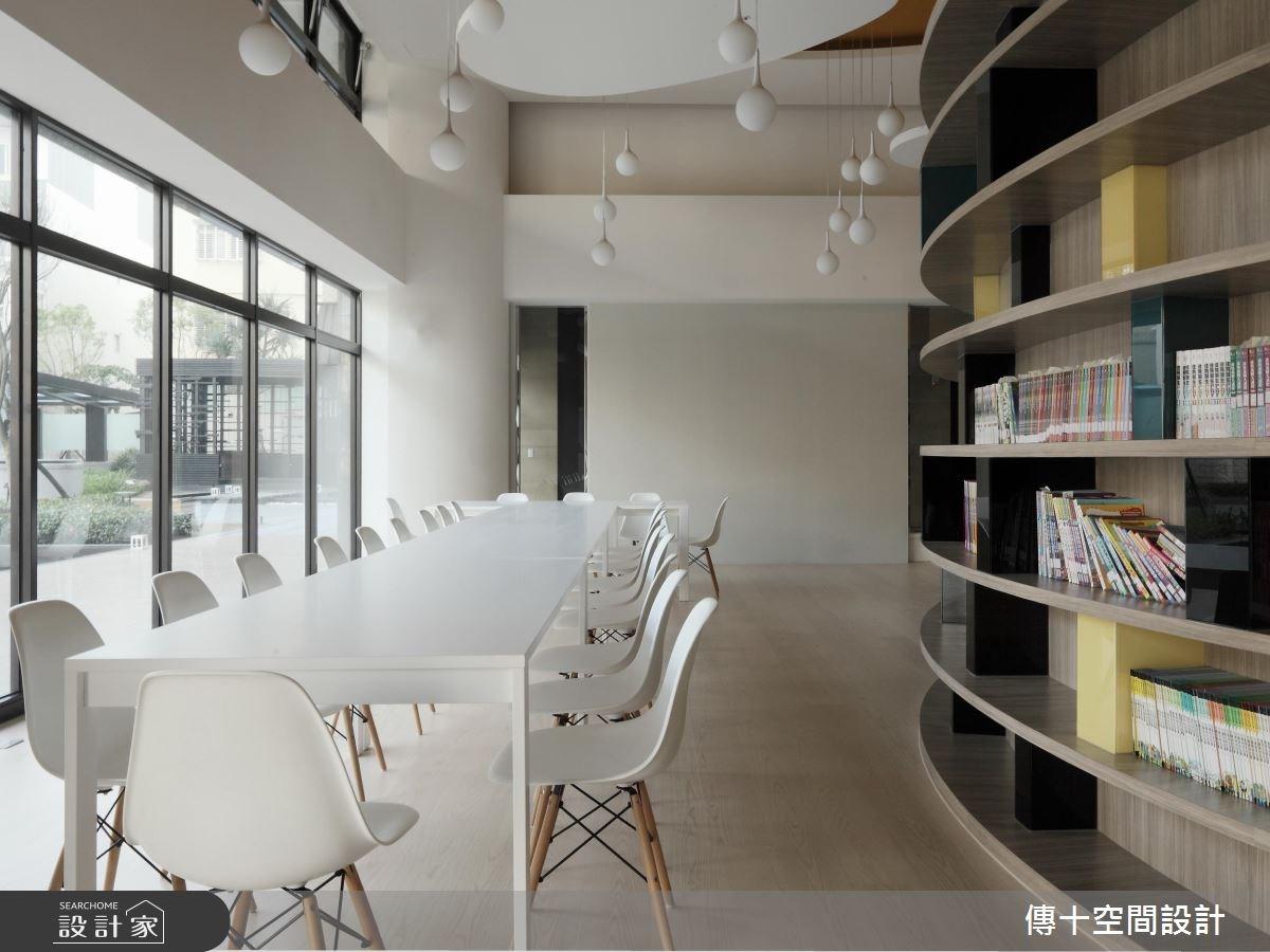 300坪新成屋(5年以下)_混搭風商業空間案例圖片_傳十空間設計_傳十_17之7