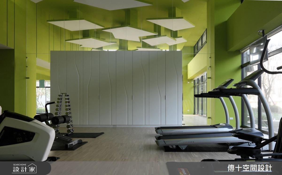 300坪新成屋(5年以下)_混搭風商業空間案例圖片_傳十空間設計_傳十_17之10