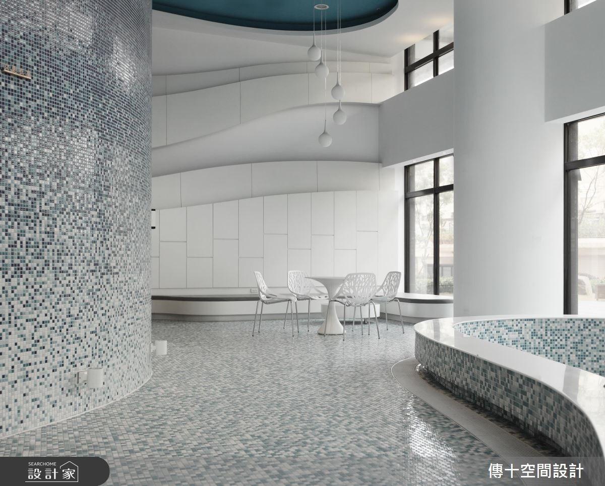 300坪新成屋(5年以下)_混搭風商業空間案例圖片_傳十空間設計_傳十_17之11
