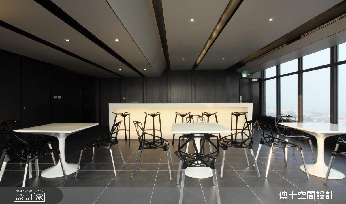 300坪新成屋(5年以下)_混搭風商業空間案例圖片_傳十空間設計_傳十_17之12