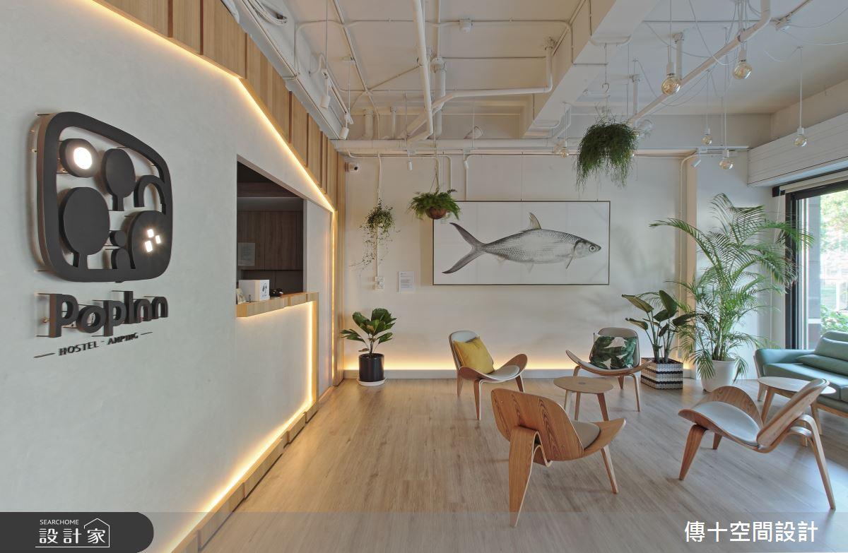 140坪中古屋(5~15年)_簡約風商業空間案例圖片_傳十空間設計_傳十_24之4