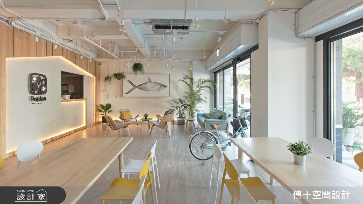 140坪中古屋(5~15年)_簡約風商業空間案例圖片_傳十空間設計_傳十_24之2