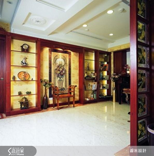 60坪新成屋(5年以下)_新古典走廊案例圖片_善米設計有限公司_善米_02之4