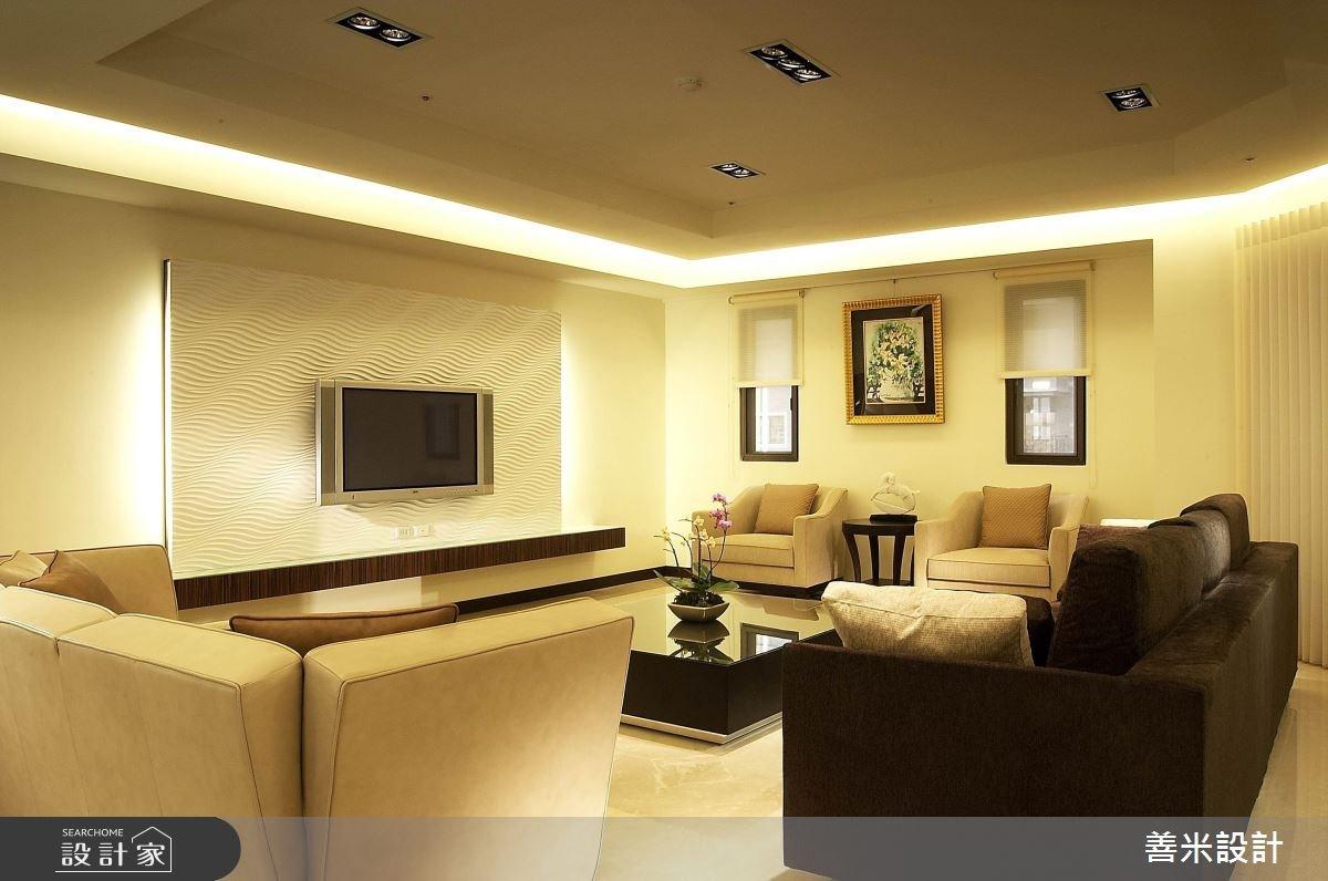 100坪新成屋(5年以下)_現代風案例圖片_善米設計有限公司_善米_04之2