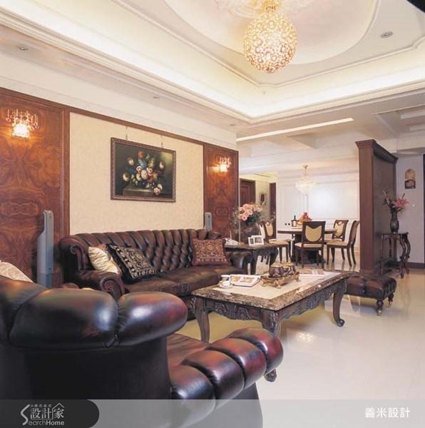 40坪新成屋(5年以下)_新古典商業空間案例圖片_善米設計有限公司_善米_01之3